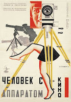 Chelovek s kino-apparatom. Man with a Movie Camera.(1929). Dziga Vertov. Las Sinfonías Urbanas (1921-1934)