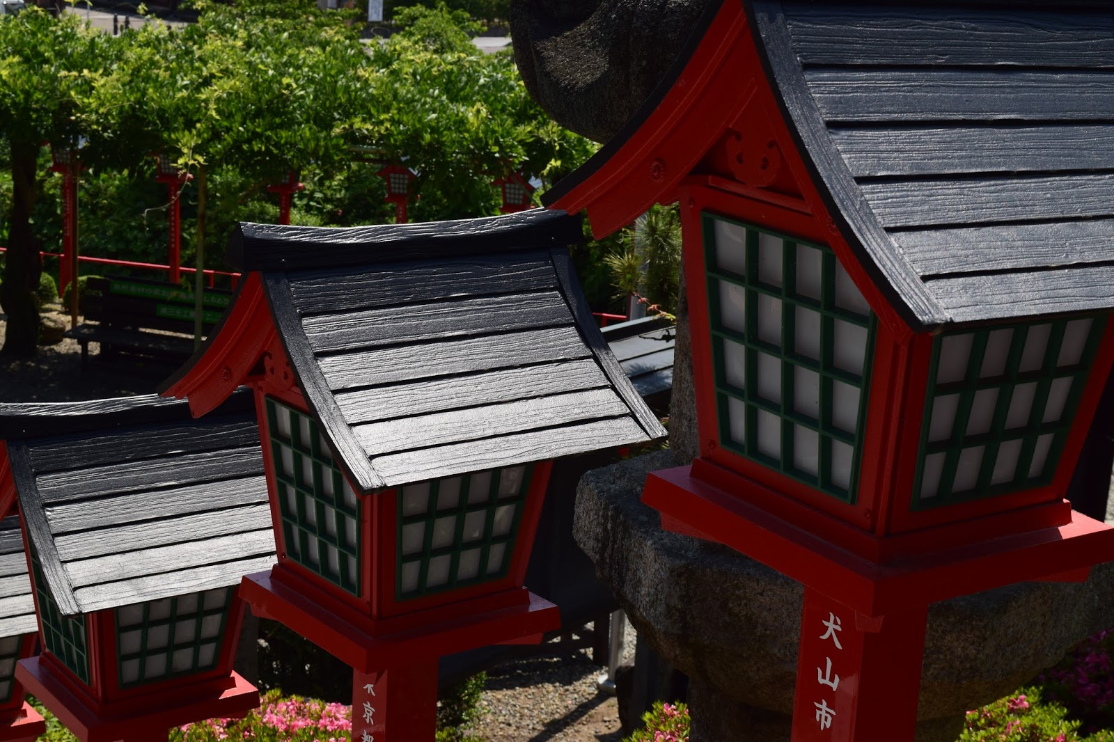 Sankou Inari Jinja
