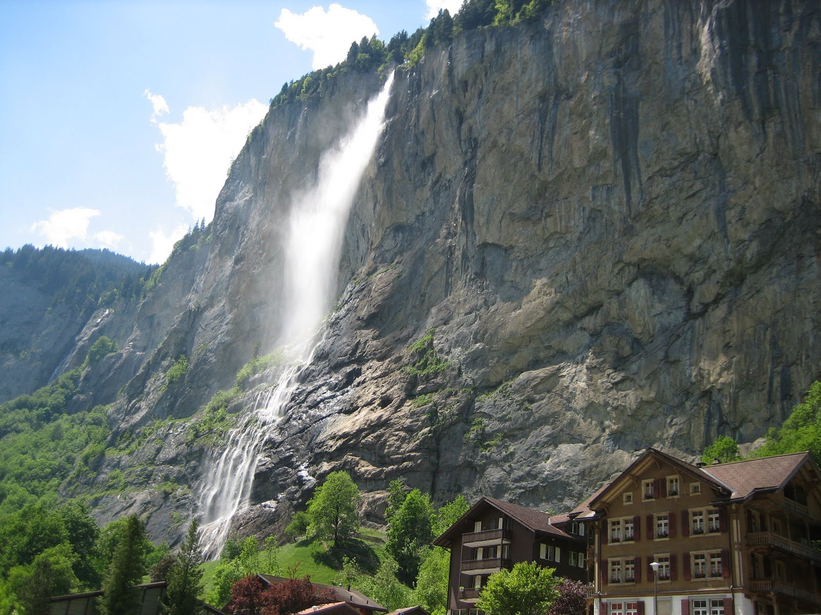 Journeys Near Me >> Across-the-Pond Journeys: Lauterbrunnen Valley - Switzerland