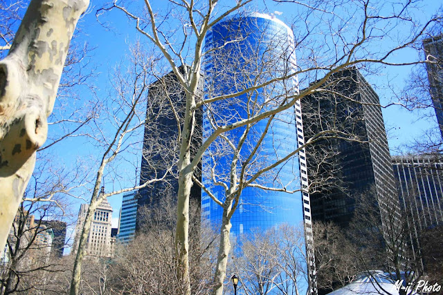 My Travel Background : Une semaine à New York : Financial District