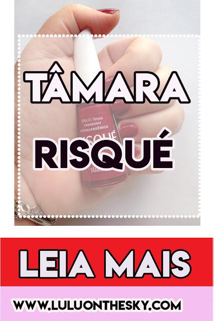 Esmalte Risqué Tâmara