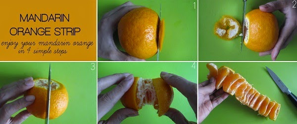 Easy Kitchen Tips for cutting fruits Quickly