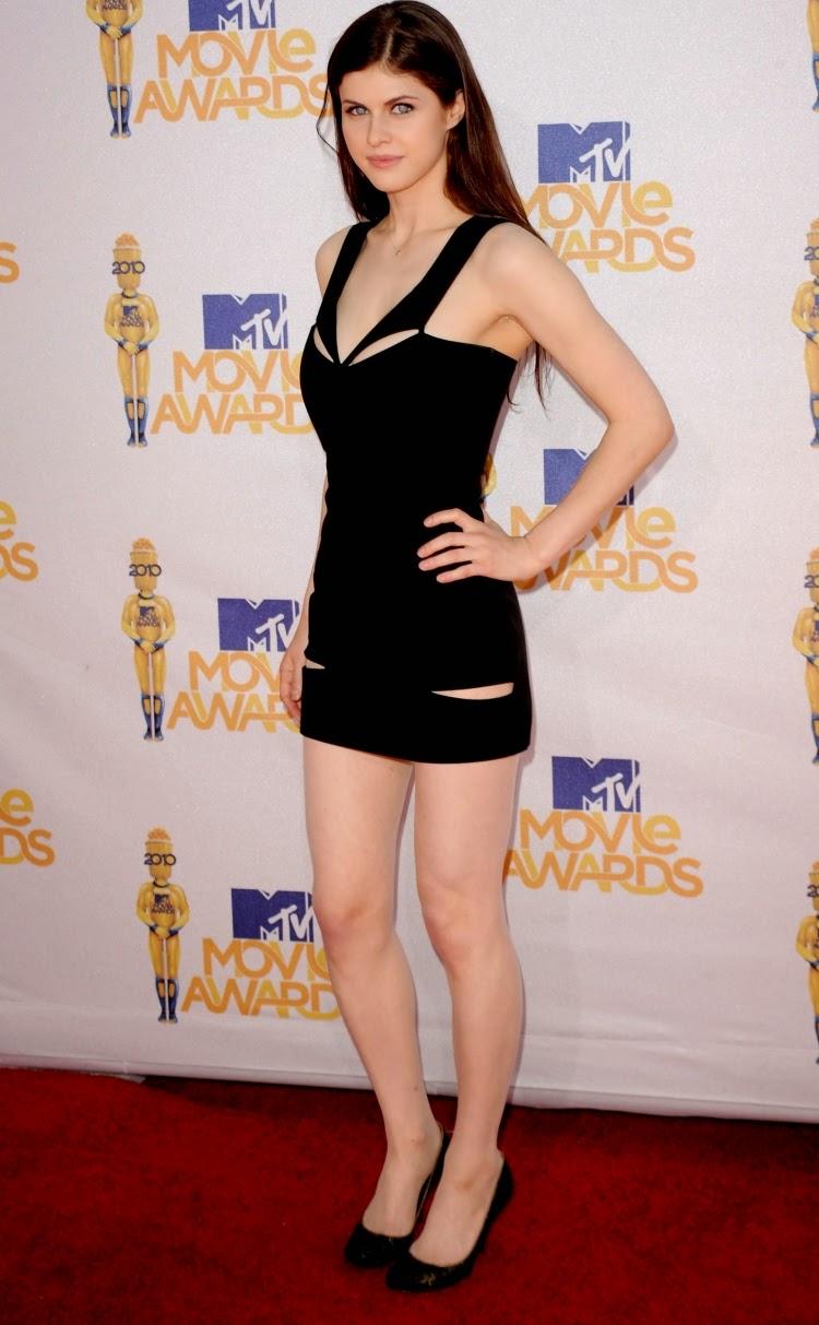 Alexandra Daddario (MTV Movie Awards)