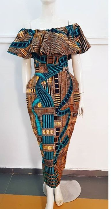 Stylish Ankara Fashion Designs