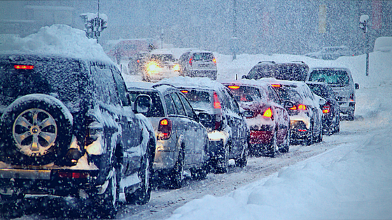 The Do's and Don'ts of Winter Driving