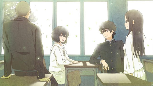 Download OST Theme Song Anime Kokoro ga Sakebitagatterunda. Full Version