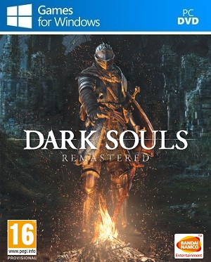 dark souls remasterd