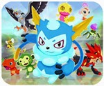 Cuộc chiến Pokemon, game hanh dong