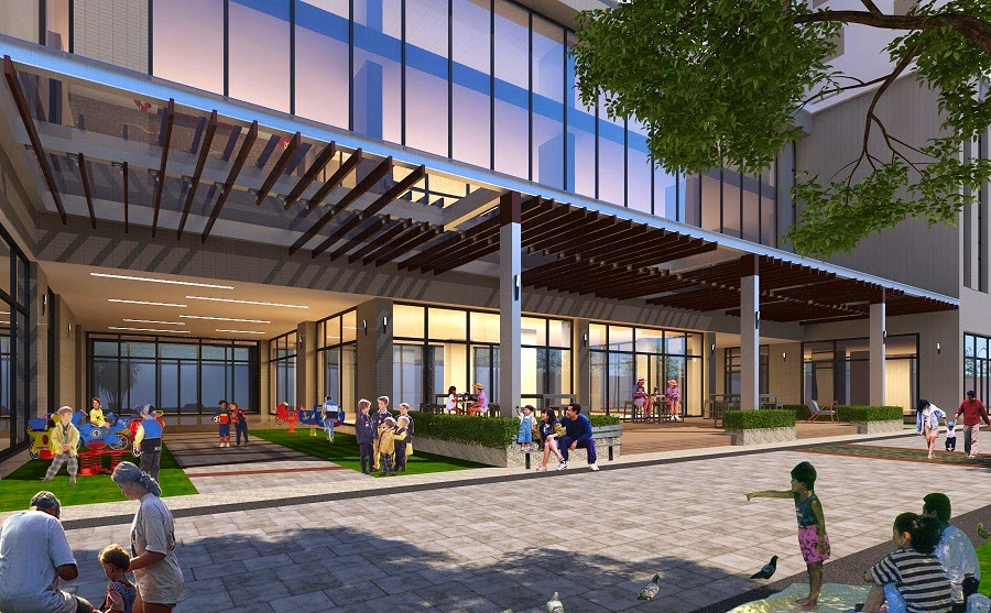 Trung tâm thương mại Five Star Kim Giang