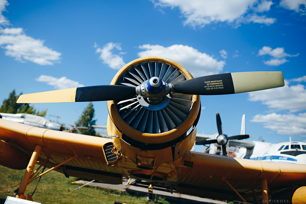 airbaltic aviomuzejs