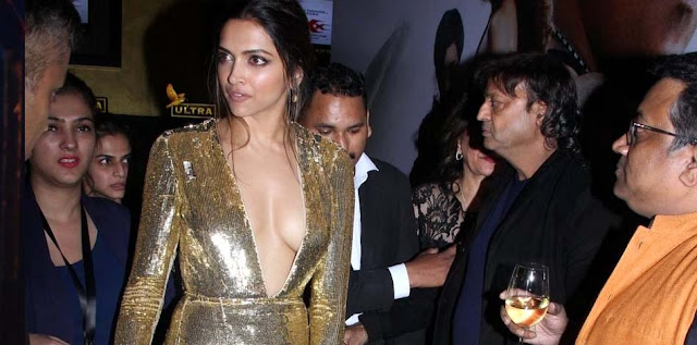 Deepika Padukone Hot At xXx: Return Of Xander Cage Premiere