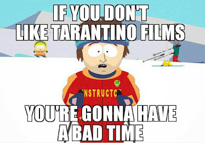 tarantino bad time meme south park ski