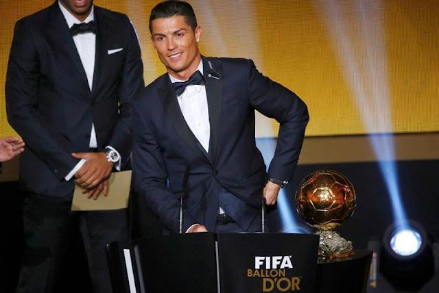 Cristiano Ronaldo ya sabe que es el ganador del Balón de Oro (y del 'The Best')
