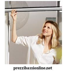 Prezzi Bassi Online: Zanzariere per porte e finestre da Lidl
