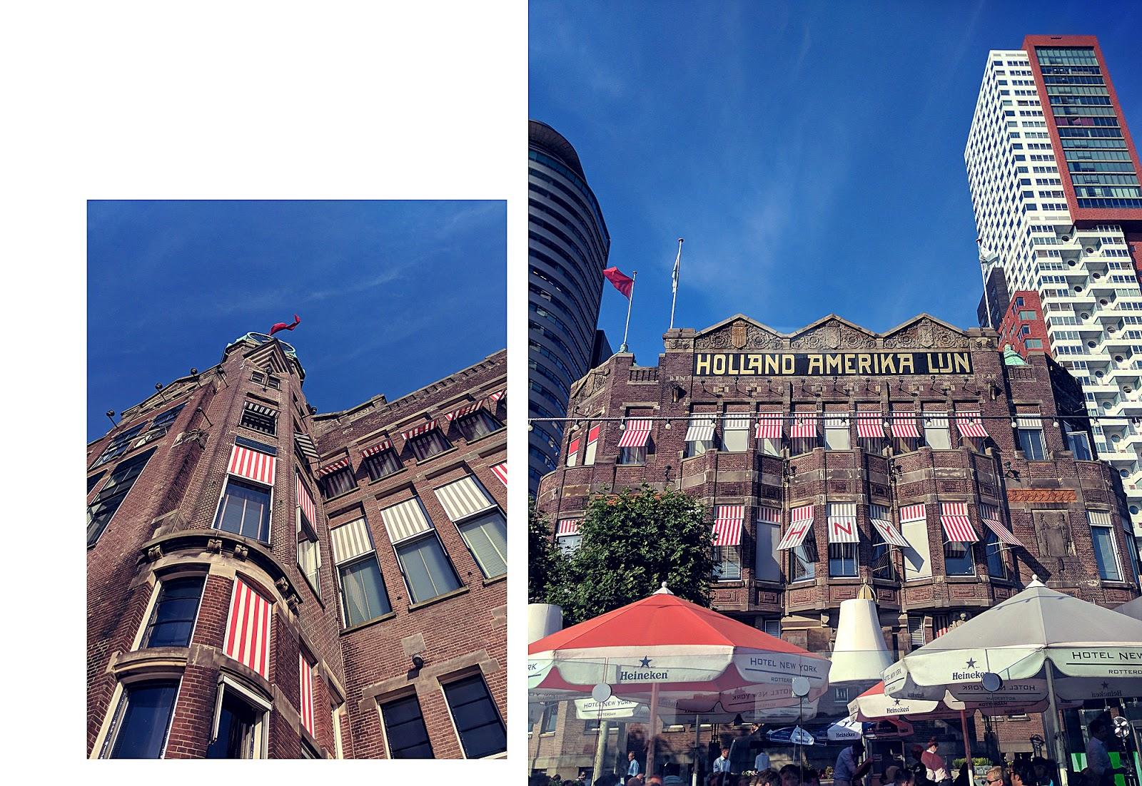 Von Rotterdam nach Dordrecht mit Rutte 2 / 4 – New York Hotel in Rotterdam