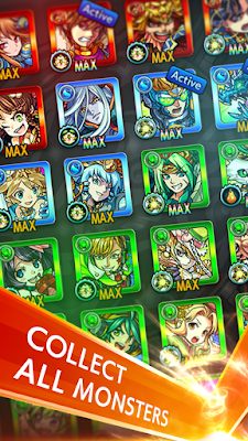 Monster Strike MOD v.5.3.0 Terbaru Android