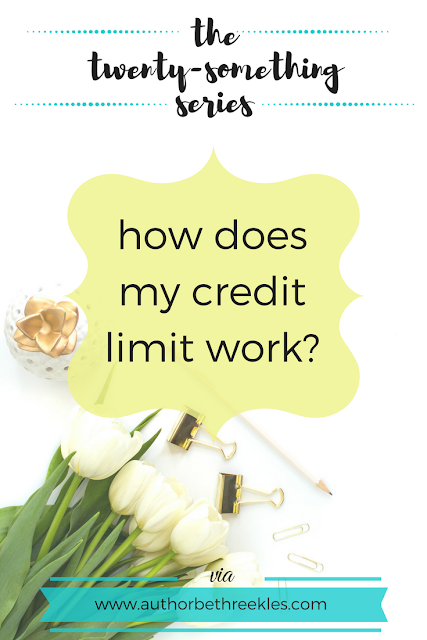 Credit limits and credit cards and APRs are confusing and intimidating, so in this post I try to demystify them.
