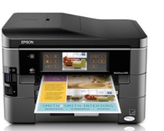 Epson WorkForce 845 Pilote d'imprimante gratuit