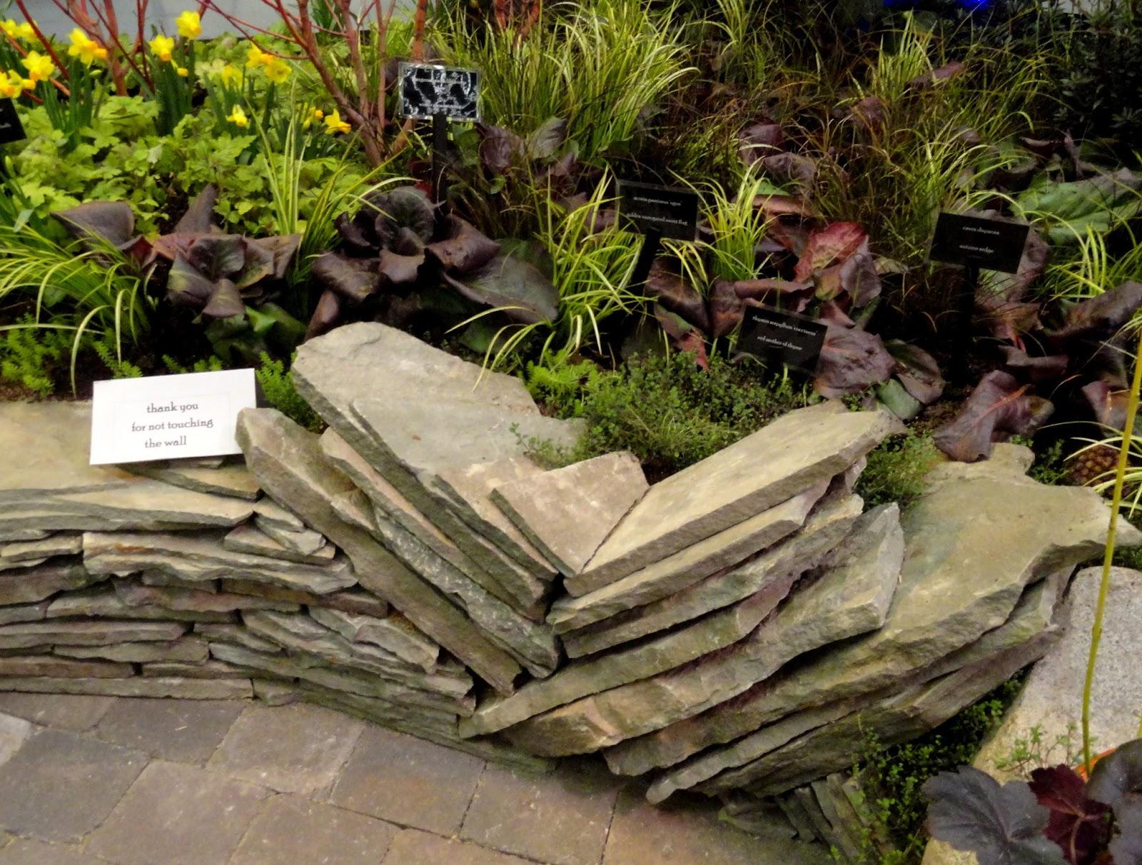 danger garden: Inspiration from the gardens at the NWFG Festival