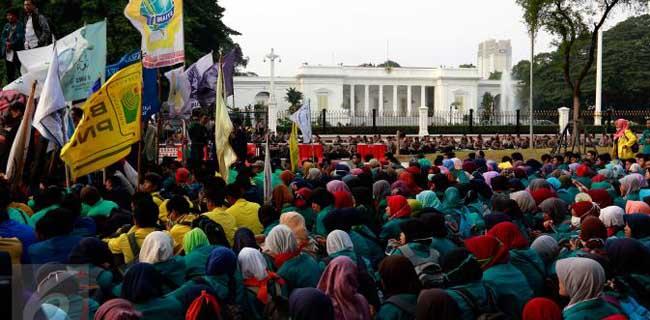 BEM Se-Tanah Air Kumpul Evaluasi Kinerja Jokowi-JK
