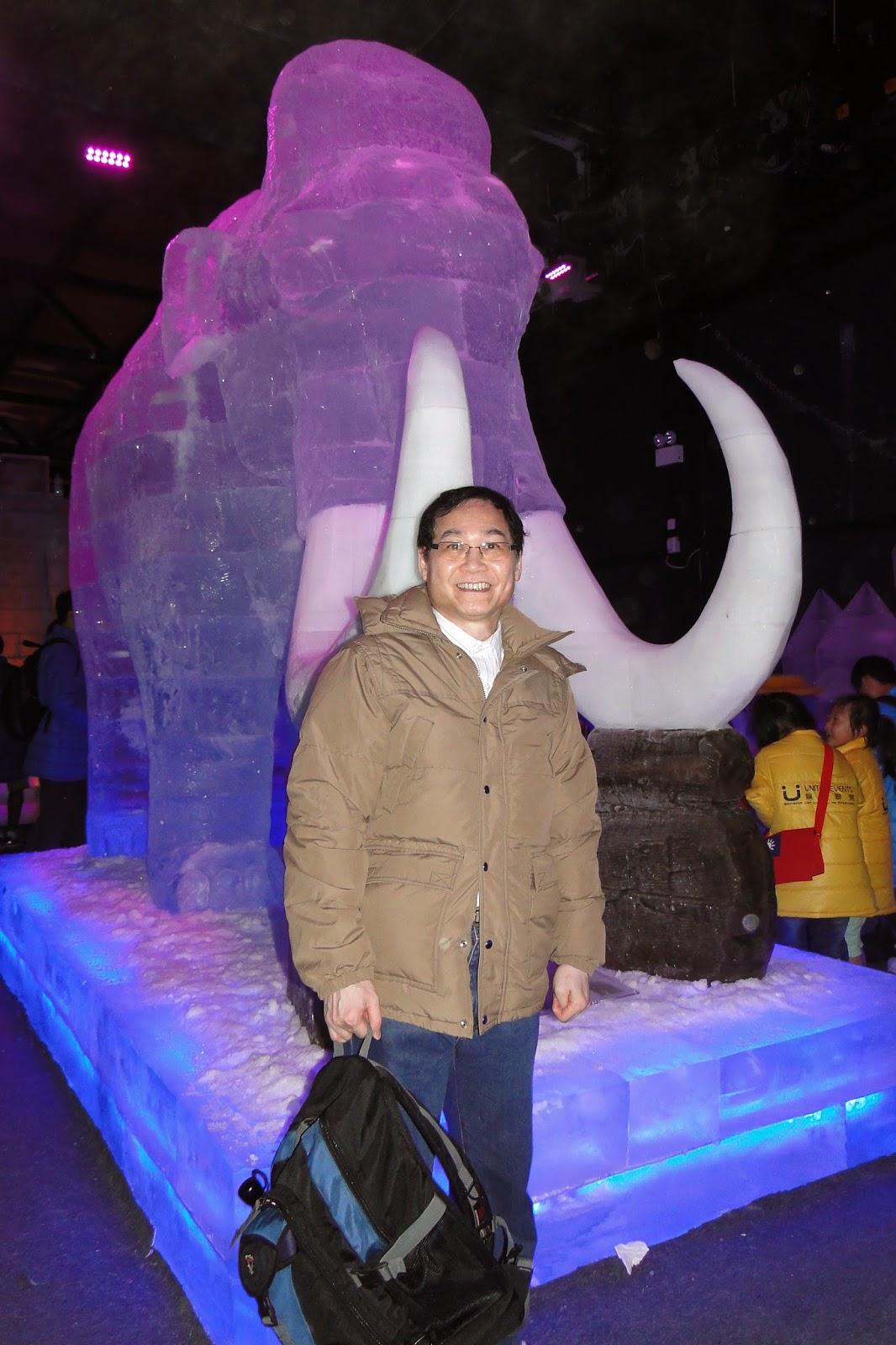 ak blog: 香港哈爾濱冰雪節