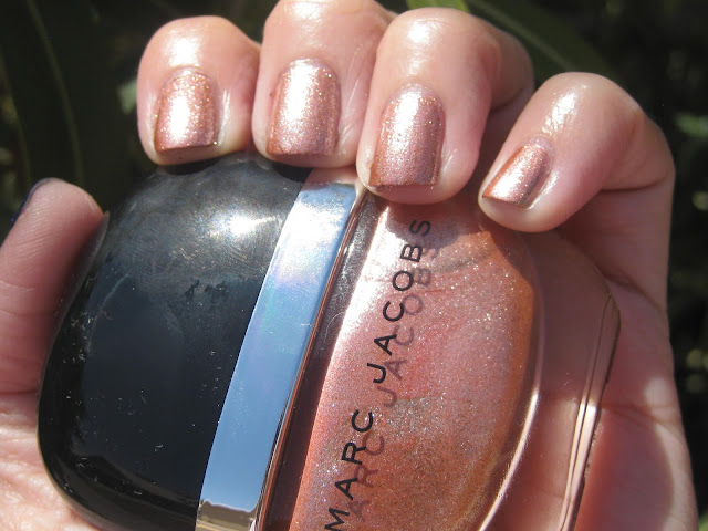 Marc Jacobs Beauty Hi-Shine Nail Lacquer in 112 Le Charm
