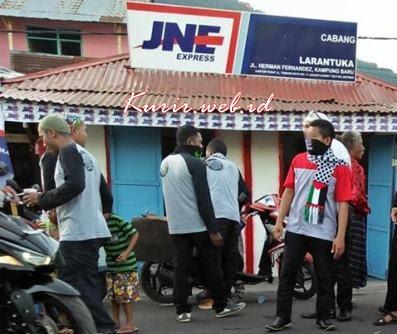 Alamat Agen JNE Express Di Larantuka-NTT