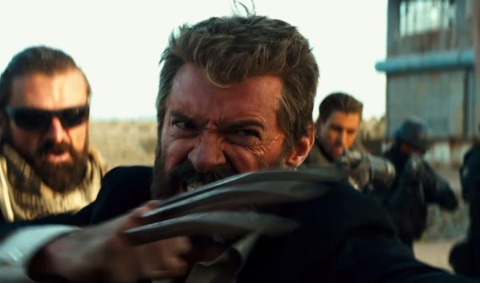 """2º Trailer de """"Logan"""" coloca Wolverine, X-23 e Professor X num confronto sangrento"""