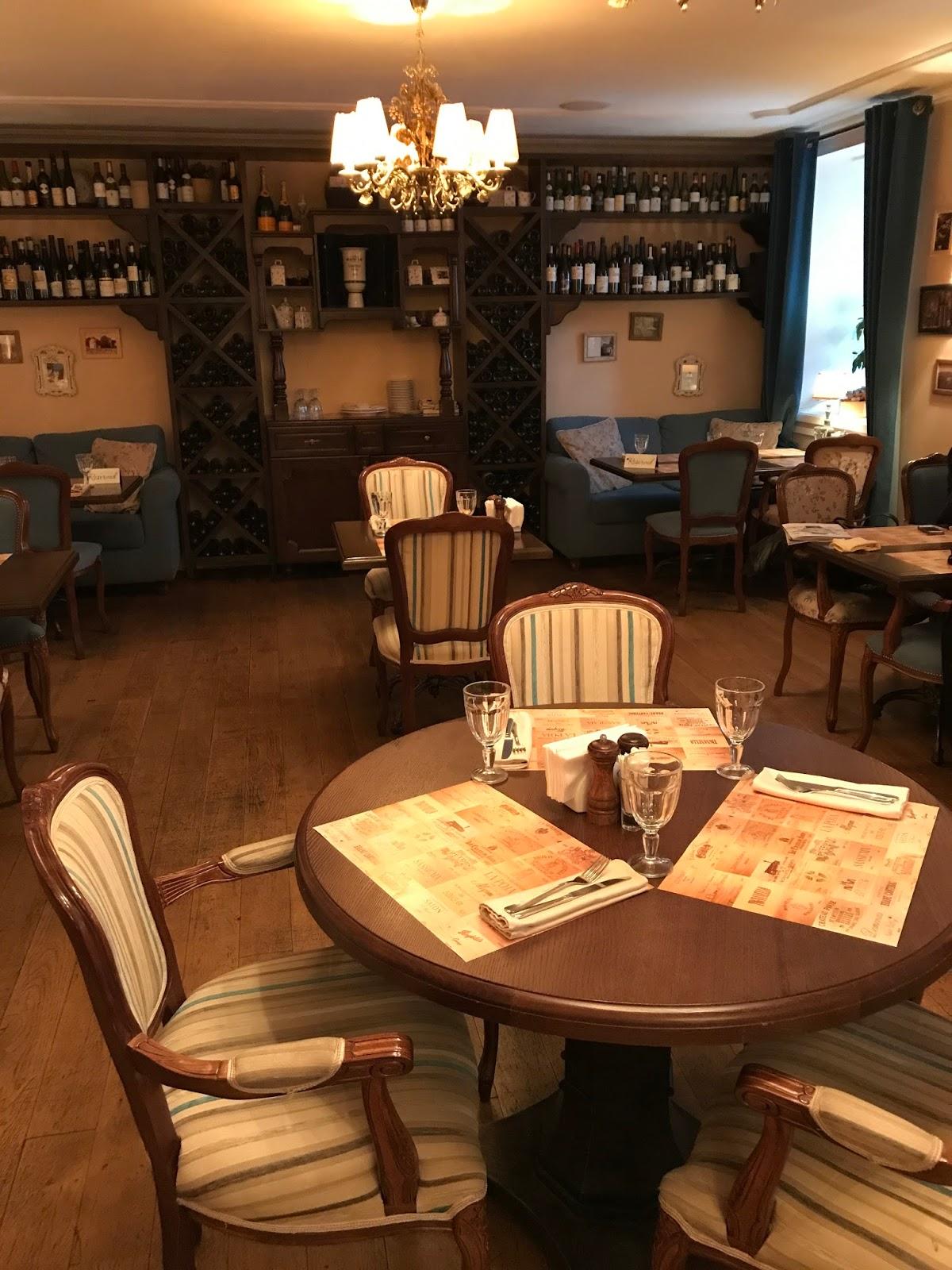 Vincent Restaurant - São Petersburgo