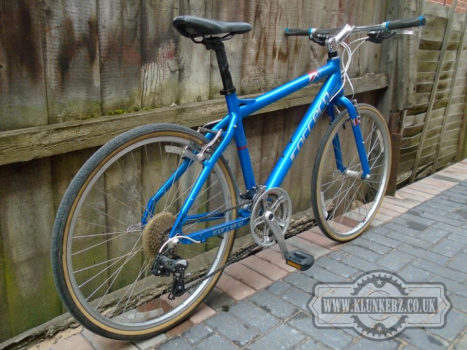 Carrera Subway Ltd Mountain Bike
