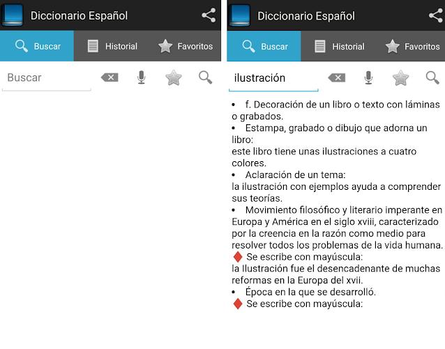 Diccionario Español (Smartpcx)