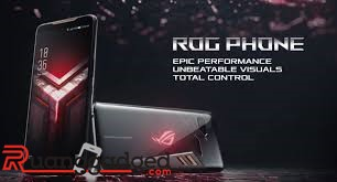Harga dan Spesifikasi Asus ROG Phone, Smartphone Gaming Dari Asus