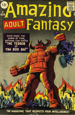 Amazing Adult Fantasy #9, Tim Boo Ba