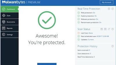 Download Malwarebytes Premium 3.6.1.2711 Final Full Key + Portable