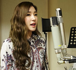 SNSD Tiffany 'Shut Up' Sister's Slam Dunk Recording