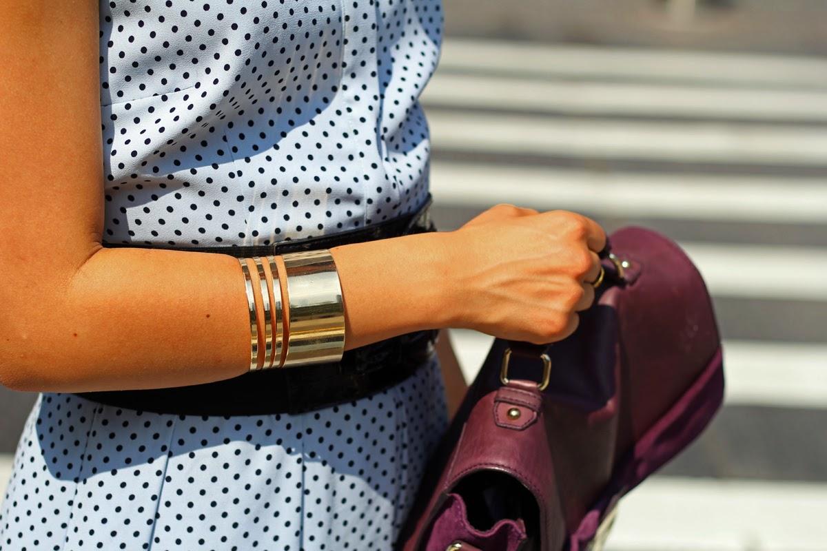 bag bracelt hobbs london kleid myberlinfashion