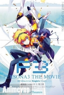 Persona 3 the Movie 2 - Persona 3 the Movie #2 2014 Poster