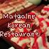 Matgalne: A new Korean buffet in the Metro!