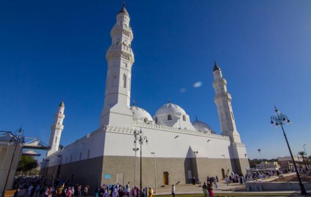 MasyaAllah, Inilah Masjid yang Bahan Bangunannya Di Pikul Sendiri Oleh Baginda Rasulullah SAW.