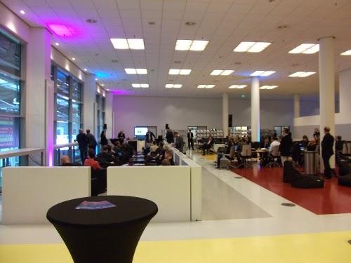 dmexco 2014: das Pressecenter.