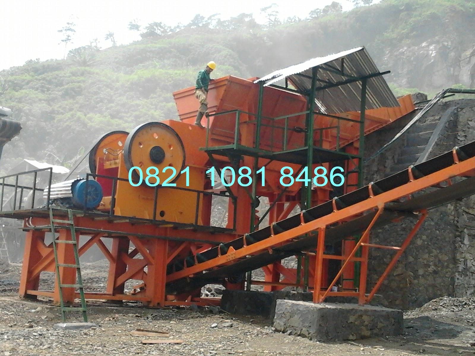 Jual Jaw Crusher Stone Mesin Pemecah Batu New Supra X 125 Fi Cast Wheel Quantum Matte Black Kab Semarang Features