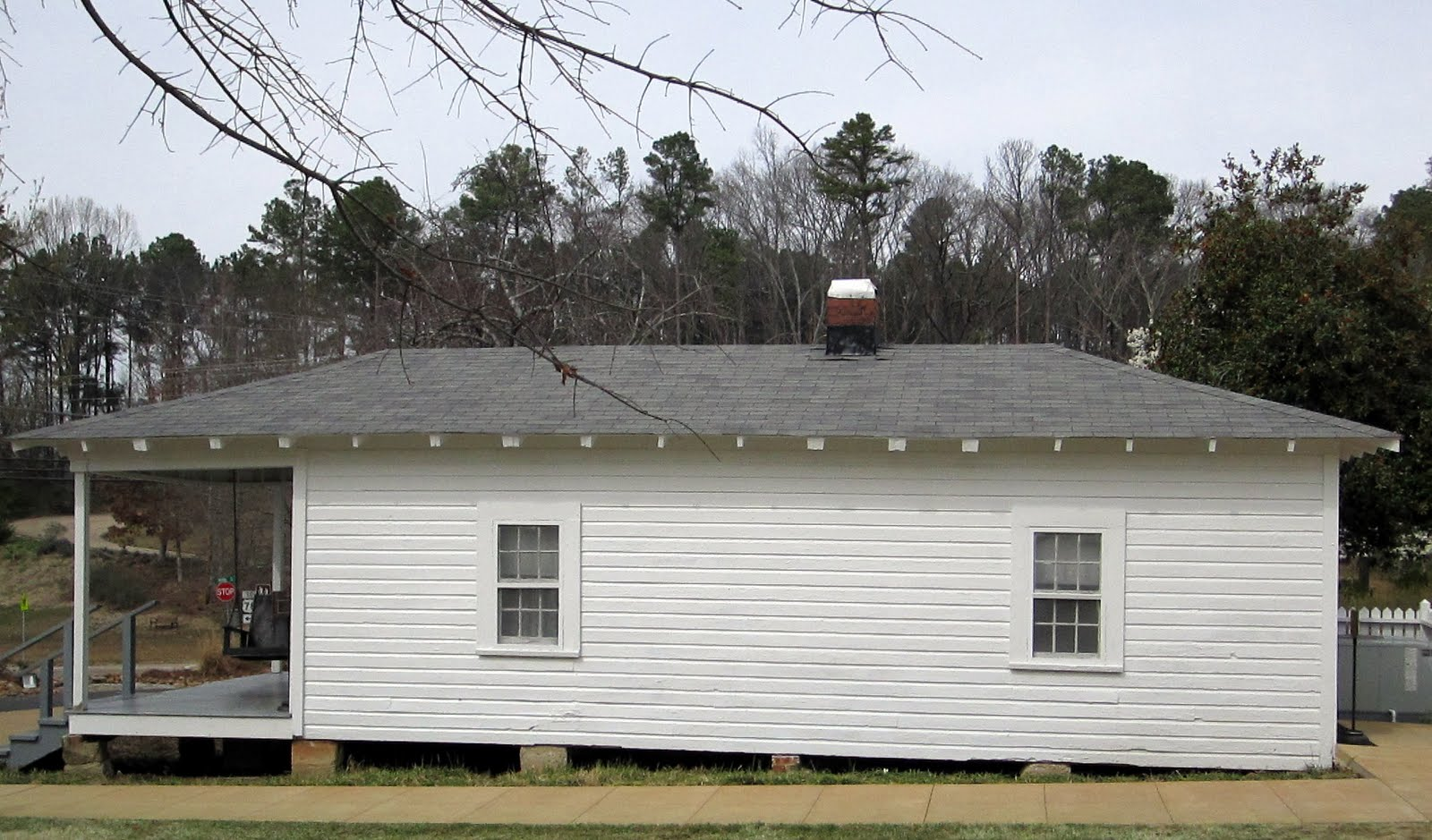 Hasty Pics: Elvis Presley Birthplace - Tupelo, Mississippi