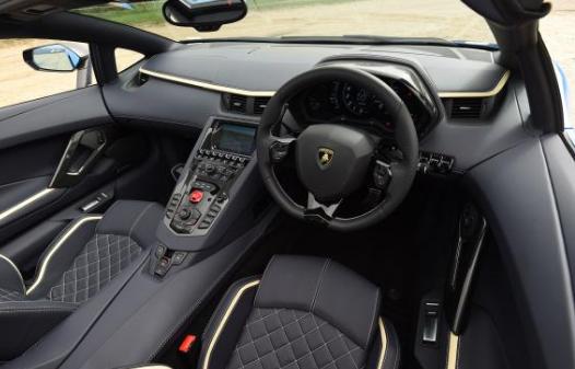 2018 Lamborghini Aventador S Roadster Review
