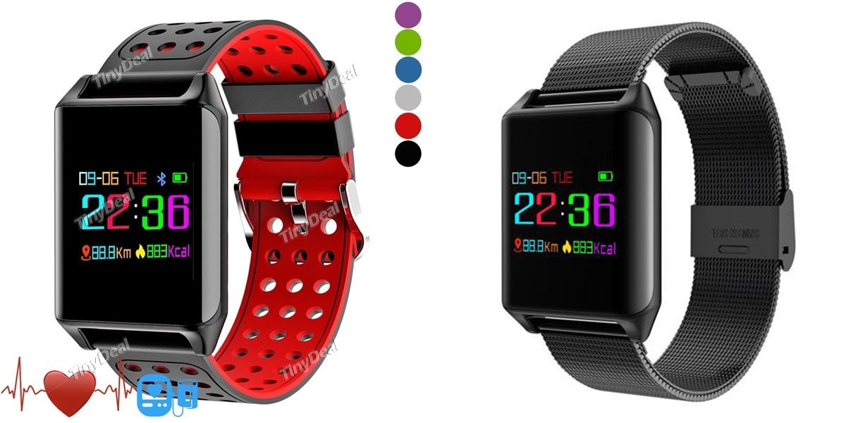 cd399a6f8bf47 أمّا عن السعر فالثمن الأصلي لهذه الساعة هو حوالي 40 دولار . لكن مع التخفيض  الحالي الذي يقدّمه لنا موقع BangGood يمكنك أن تحصل عليها فقط بحوالي 24  دولار لا ...
