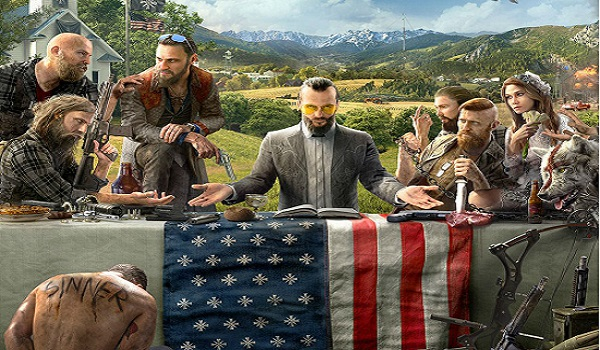 Far Cry 5 2018 Download Game For Free | Complete Setup For PC | Direct Download Link