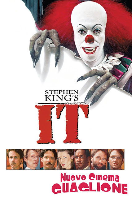 It 1990 TV Stephen King