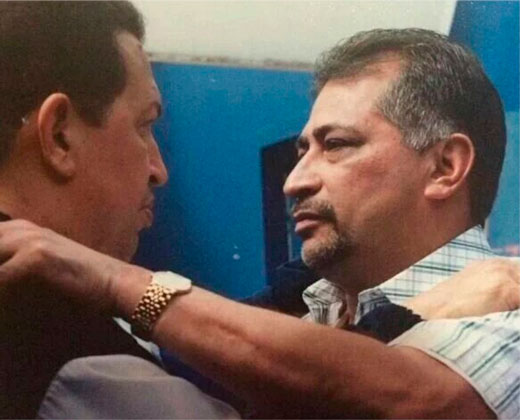 Falleció Aníbal Chávez, alcalde de Sabaneta