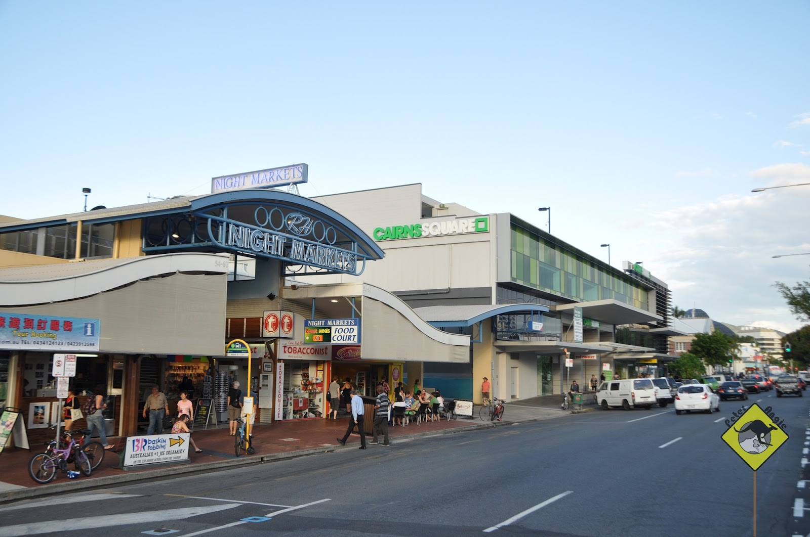 Cairns Food Market