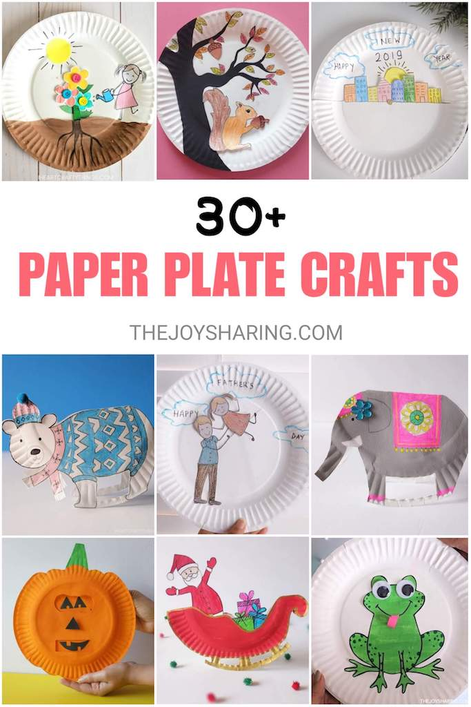 Things to do with paper plates