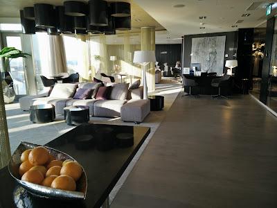 Hilton Tallinn Park, Executive Lounge